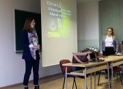 Predavanje za studente iz Specijalne pedagogije