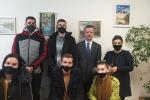 Predstavnici Unije studenata Univerziteta u Bihaću posjetili Pedagoški fakultet