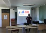 Posjeta prof. dr. Muhammeta Özdena Pedagoškom fakultetu u Bihaću
