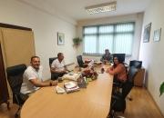 Posjeta prof.dr. Tolge Šinoforoglua Pedagoškom fakultetu u Bihaću
